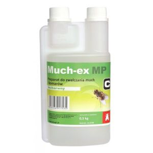 Much-ex MP POUR-ON bezbarwny - 0,5 kg