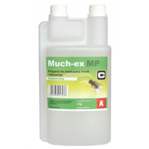 Much-ex MP POUR-ON bezbarwny - 1 kg